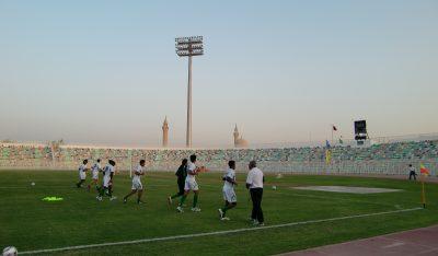 アルアハリ・スタジアム
