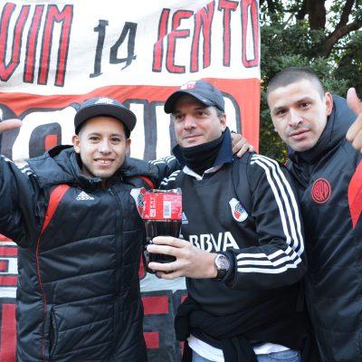 Hincha de River Plate 2015