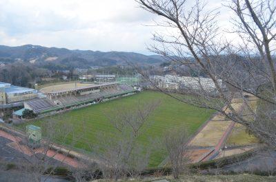 美作サッカー・ラグビー場