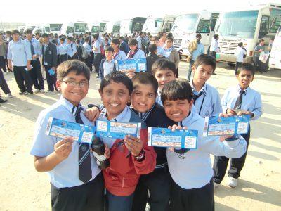 インド小学生