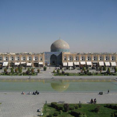 古都イスファハンのモスク