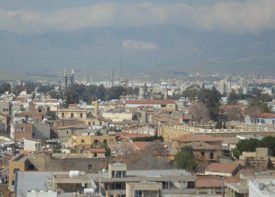 北キプロスの街並み