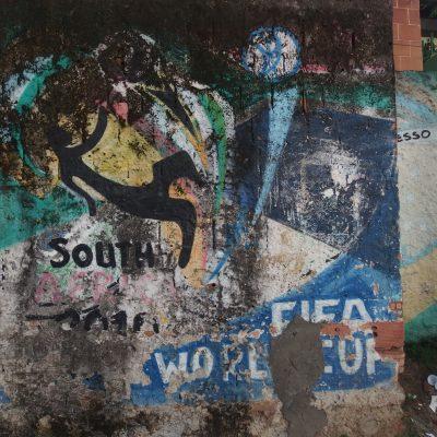 2010年南アフリカ大会のロゴ