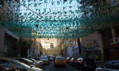 リオのカナリア通り